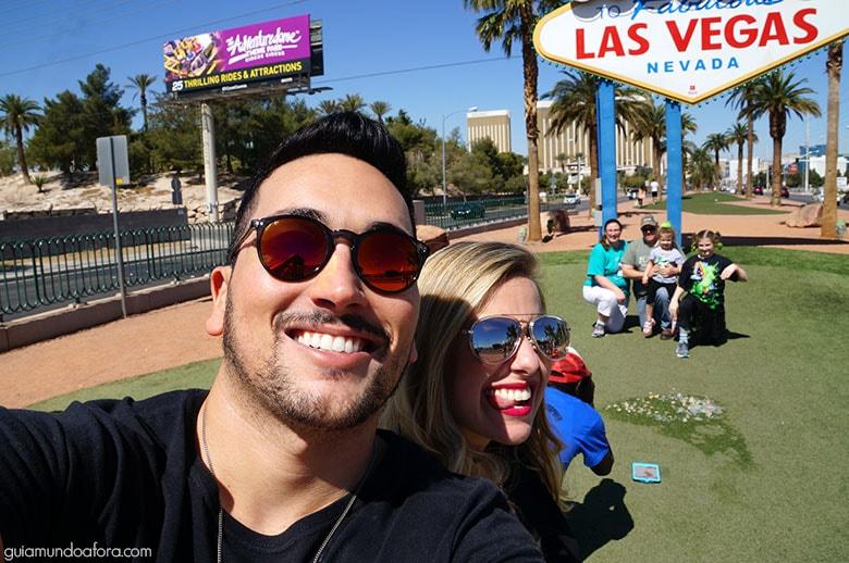 fotos em Las Vegas
