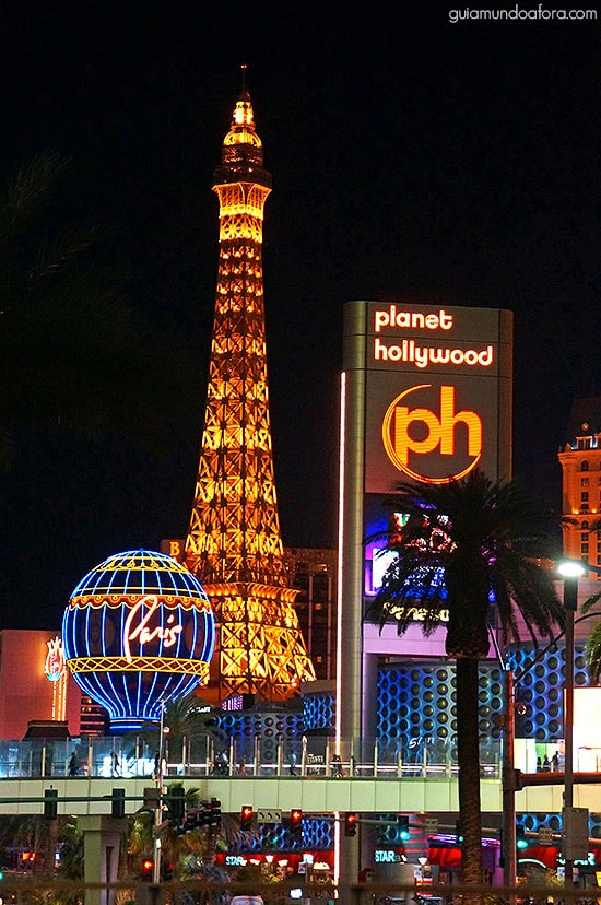 5 dias em Vegas - Strip