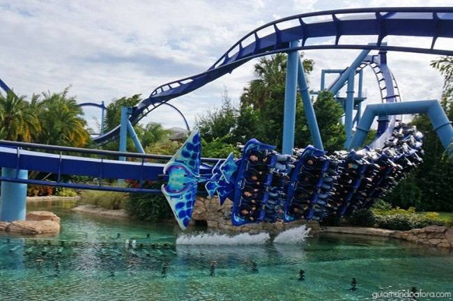 Parques em Orlando - Sea World
