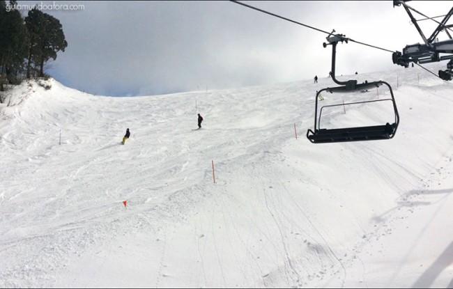 Lifts para ski e Snow Tóquio