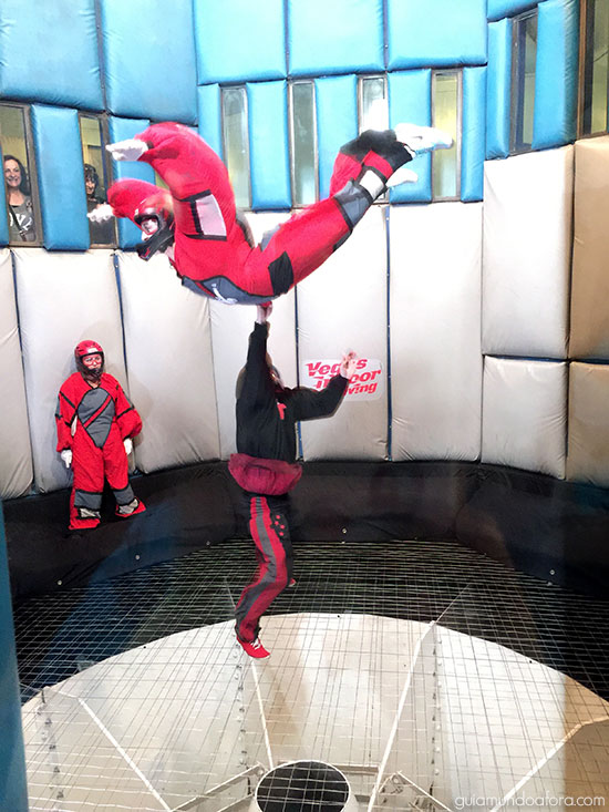 Skydive Indoor Las Vegas