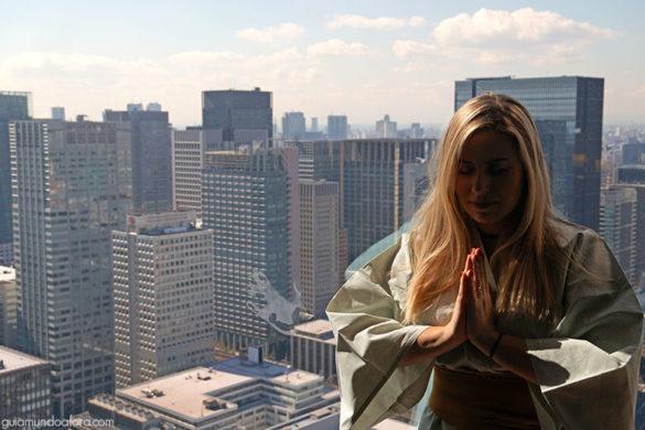 Curiosidades de um hotel 5 estrelas em Tóquio