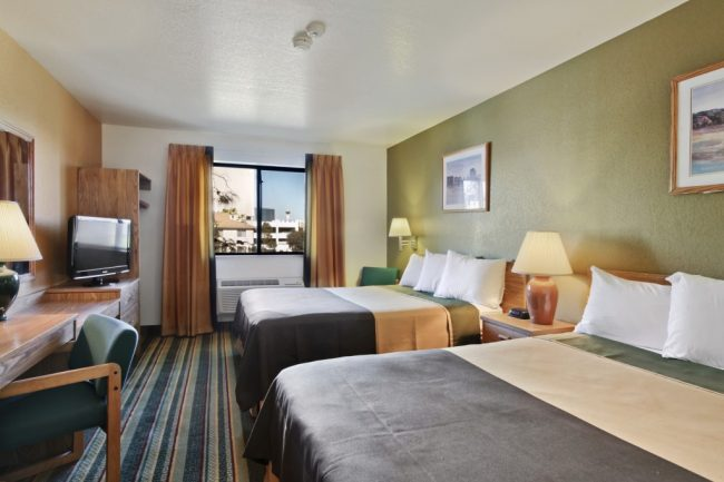 Hotel barato em Las Vegas