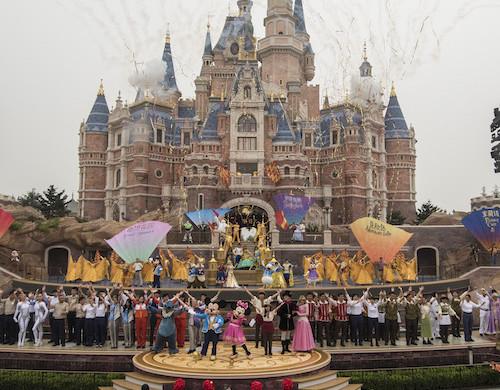 Inaugura Disney em Xangai!