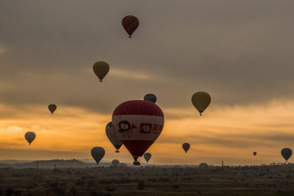 Passeio de balão na Capadócia: como é voar nesse lugar mágico