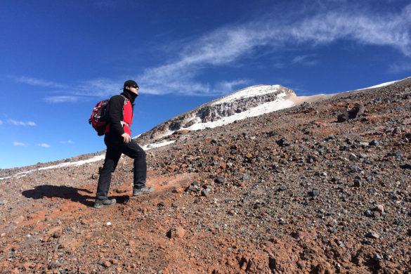 Vulcão Lascar: eu consigo subir um vulcão no Atacama?