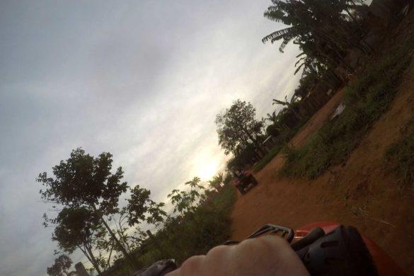 Passeio de quadriciclo em Bonito: Trilha Boiadeira