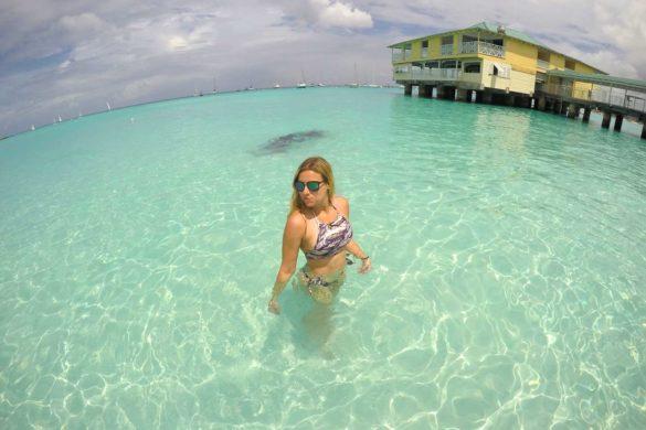 Guia de praias em Barbados no Caribe