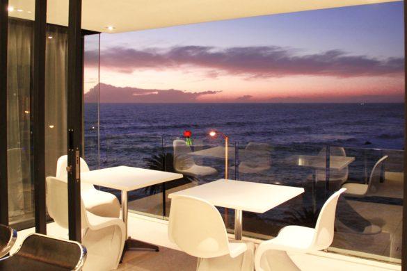 Dica de hospedagem em Cape Town, na praia