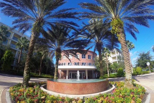Meliã Orlando – hotel para famílias em Orlando