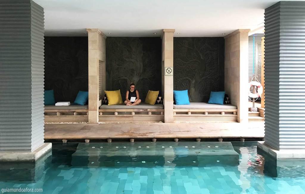 piscina do Park Hyatt Siem Reap