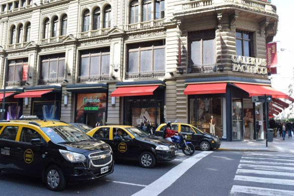 Como rodar em Buenos Aires: táxi, Uber ou Cabify? (com preços!)