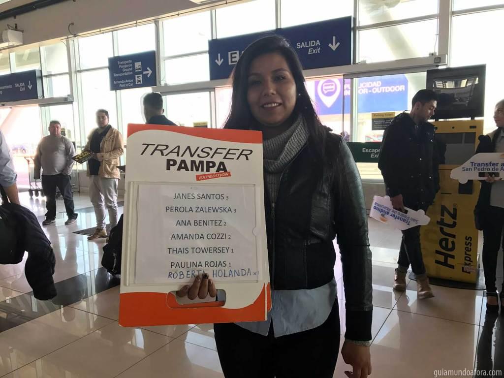 Transfer Pampa