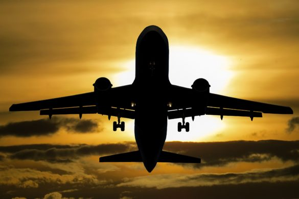 Planejando a Primeira Viagem Internacional