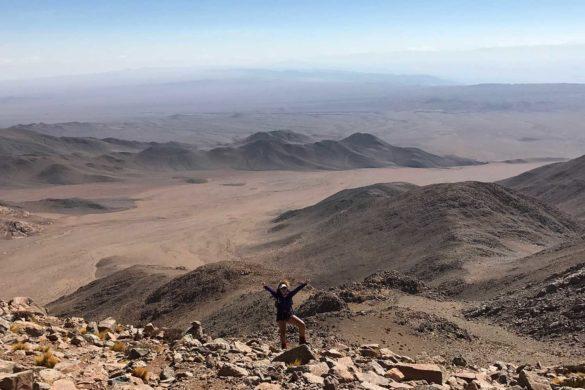 Cerro Quimal – a montanha feminina do Atacama