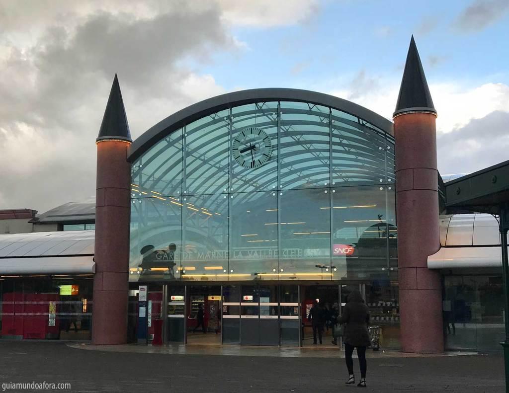 Estação da Disney Paris