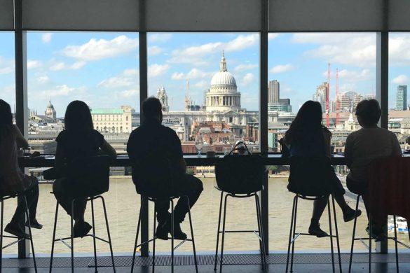 4 pontos incríveis para ver Londres do alto!