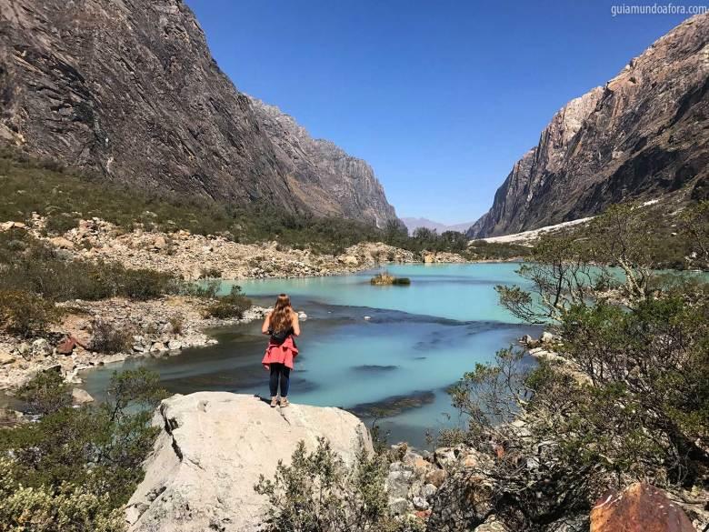 Huaraz no Peru