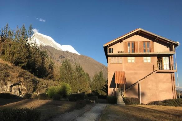 Onde ficar em Huaraz pertinho das trilhas