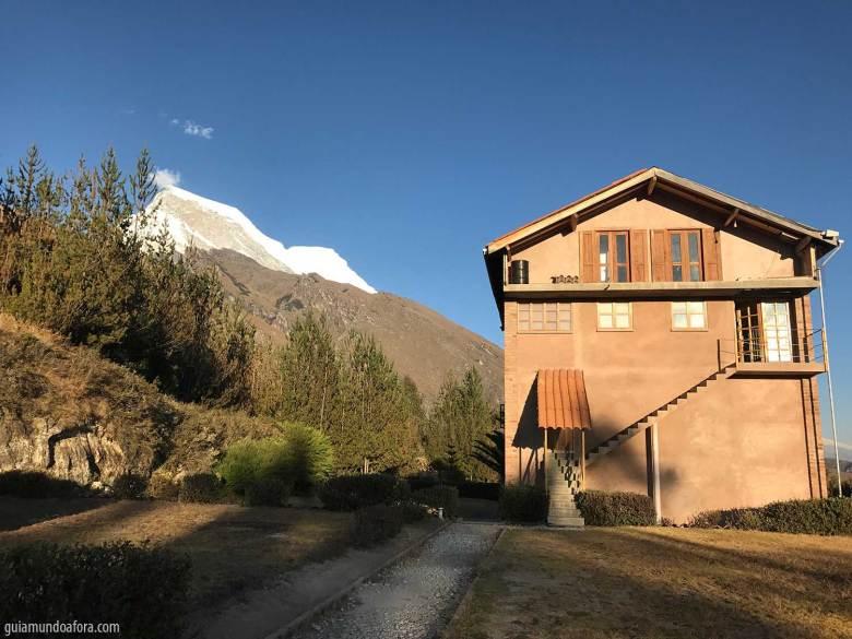 Llanganuco Lodge