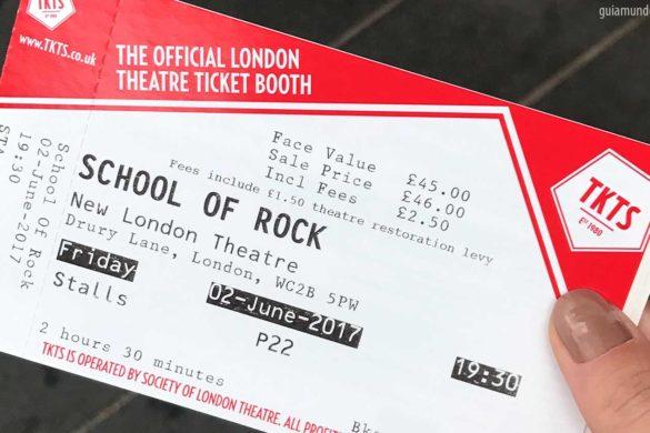 Musicais em Londres West End: melhores shows e ingressos mais baratos