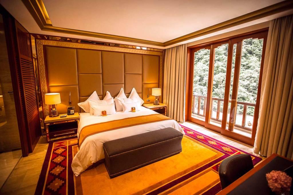 quarto hotel sumaq