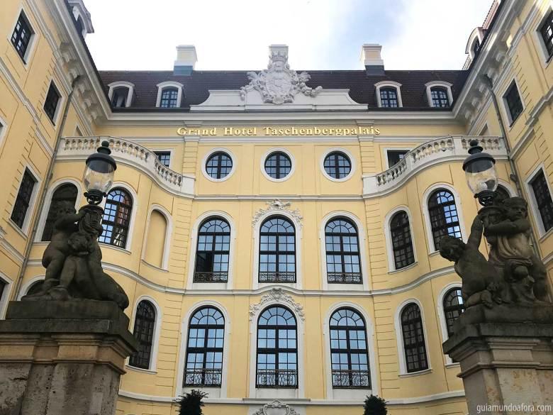 hotel em Dresden Kempinski