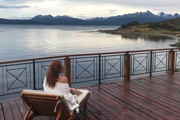 Hotel em Ushuaia Los Cauquenes – aconchego no fim do mundo