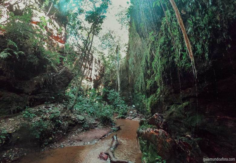 Canion Sussuapara Fotos Jalapão