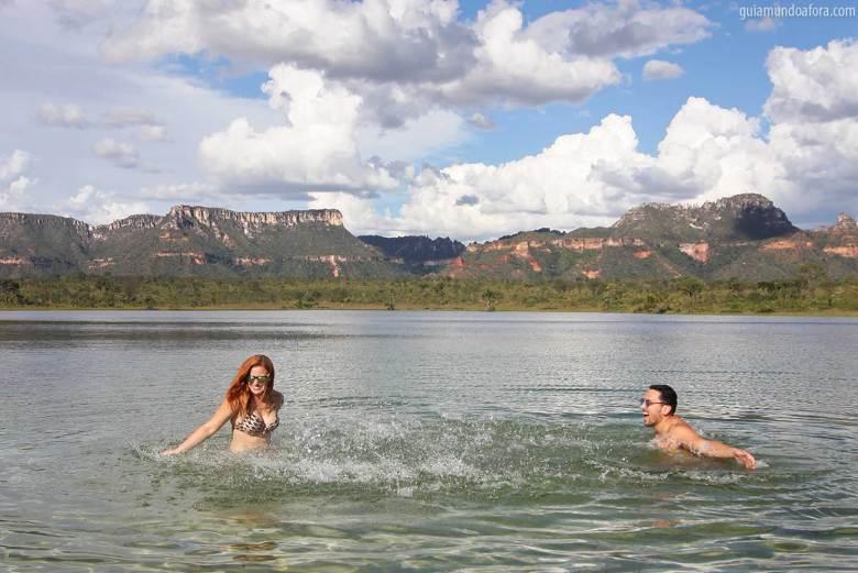 Lagoa da Serra Rio da Conceição