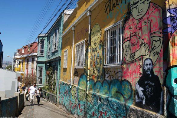 Valparaiso e Vina del mar no Chile – realmente vale a pena?