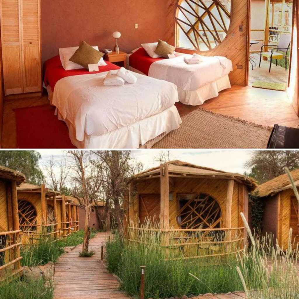 Hotel Poblado Kimal Atacama
