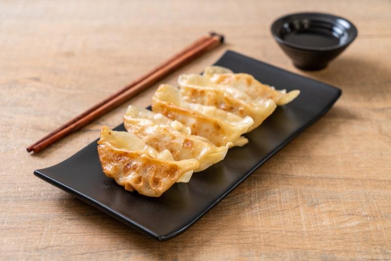 comidas japonesas gyoza