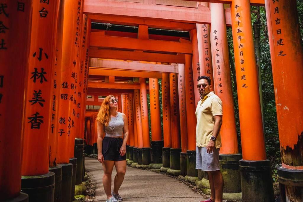 cidades no Japão Quioto