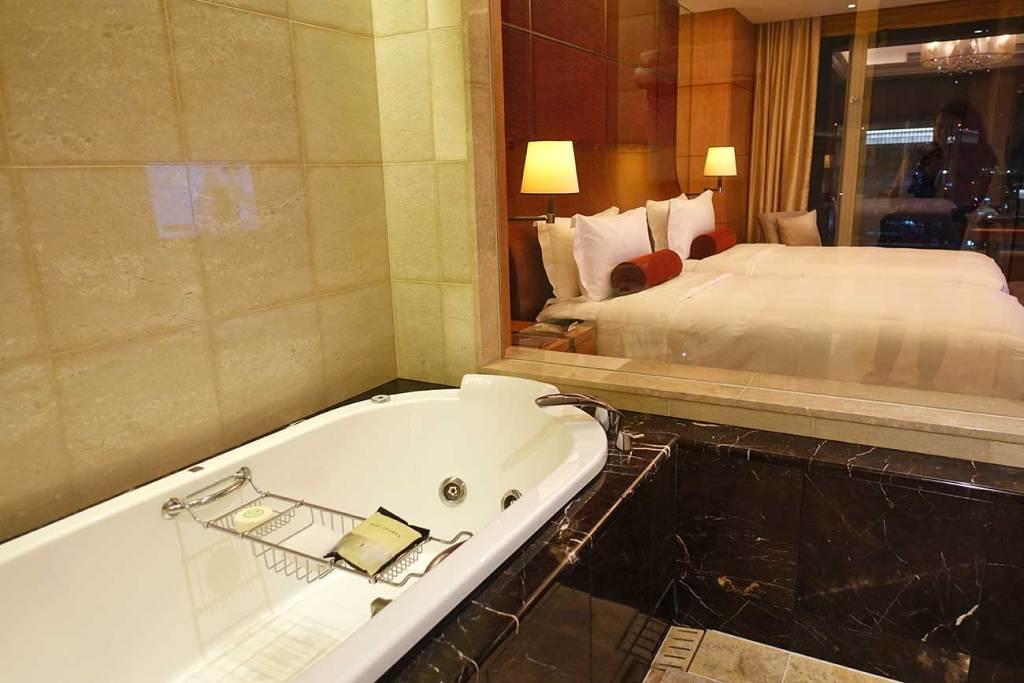 banheiro hotel shangri-la Tóquio