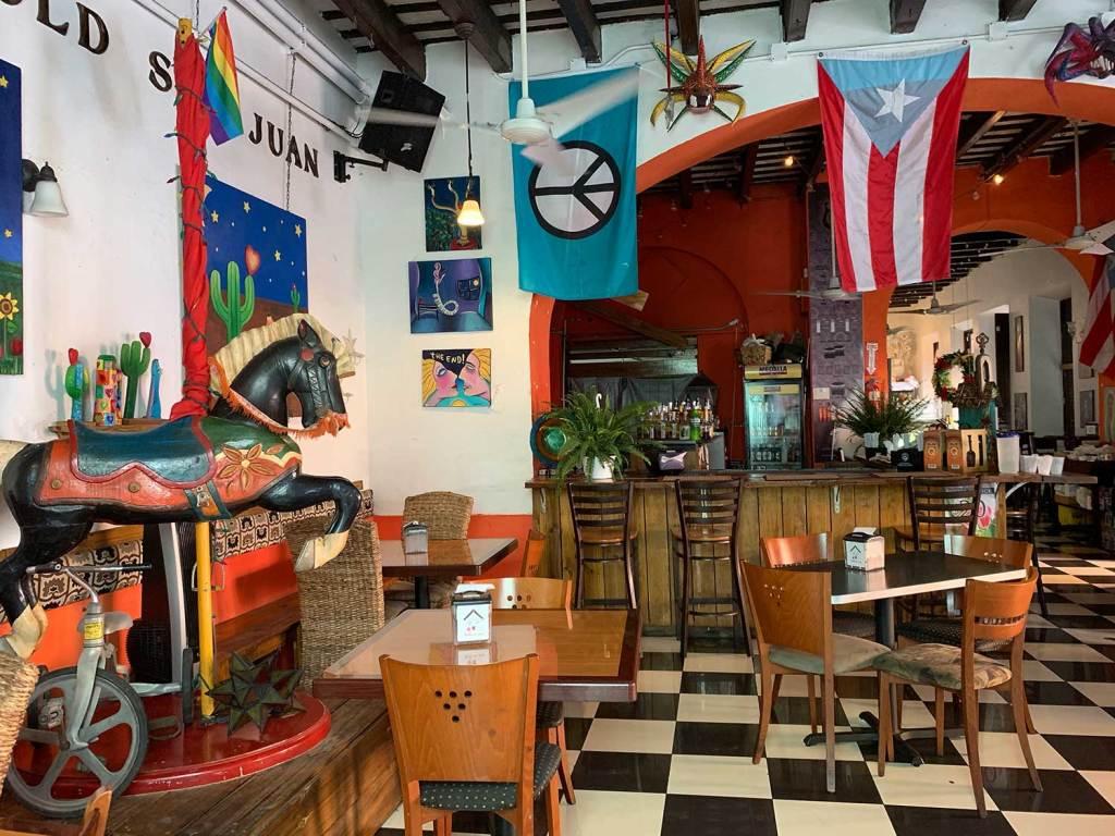 Restaurantes em Porto Rico