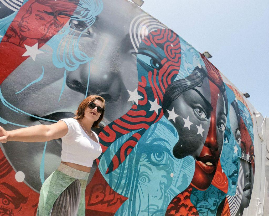 Grafites em Miami