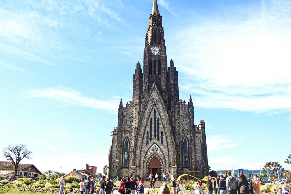 Catedral de Canela