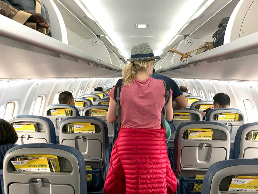 voos nas filipinas
