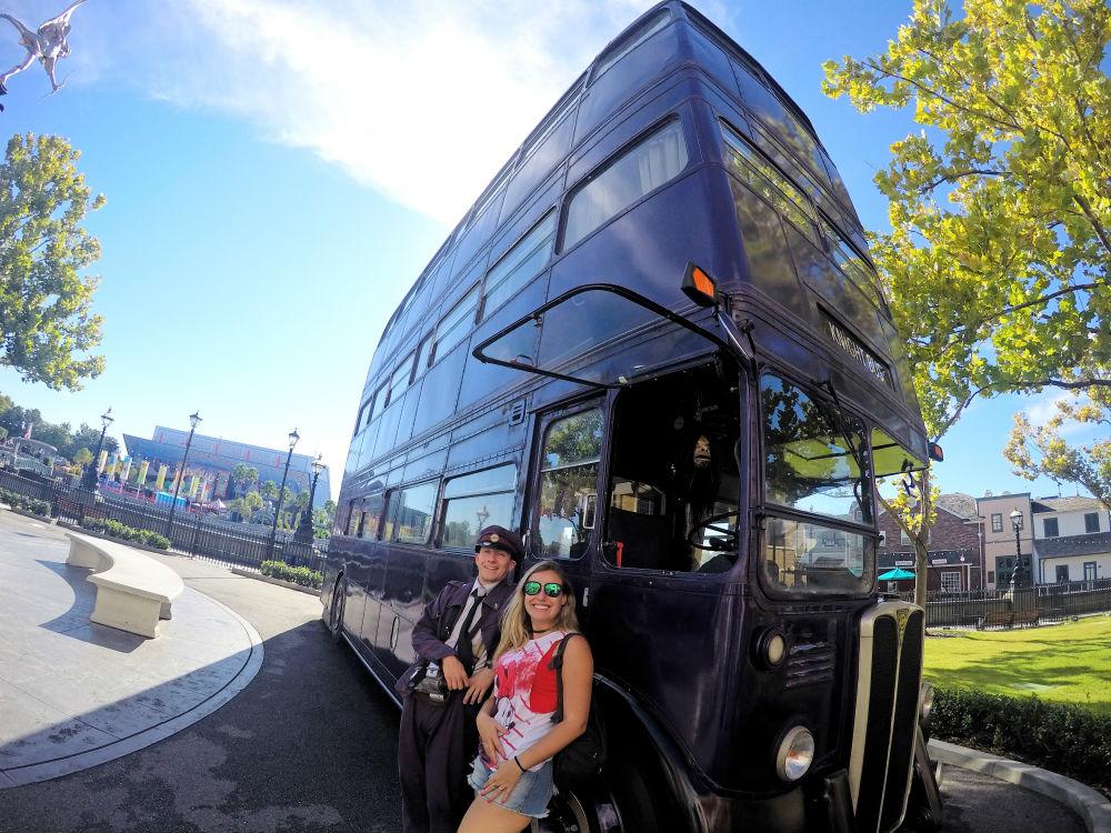 Nightbus na Universal Orlando