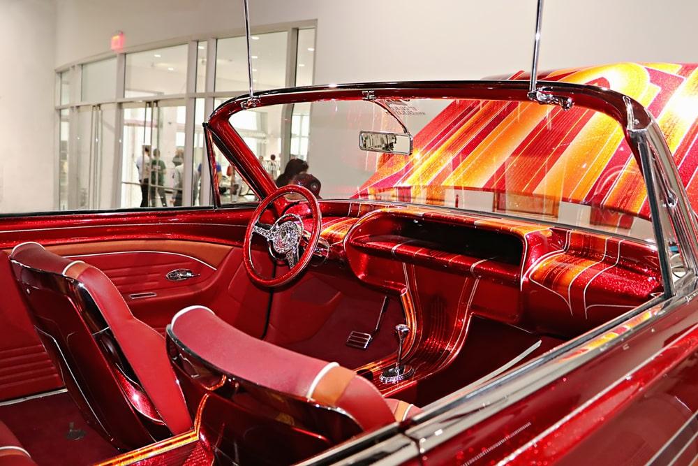 museu de carros em Los Angeles