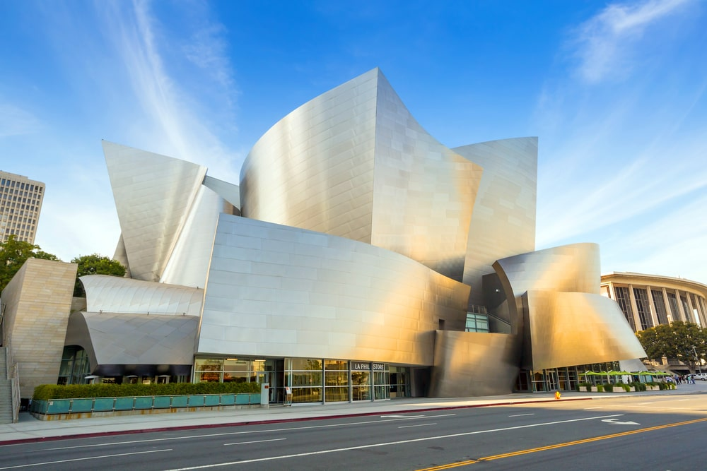 Concert Hall Los Angeles