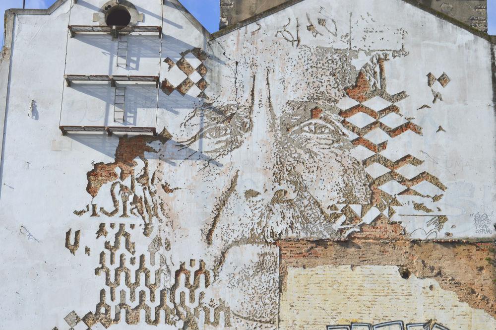 street ar em Lisboa