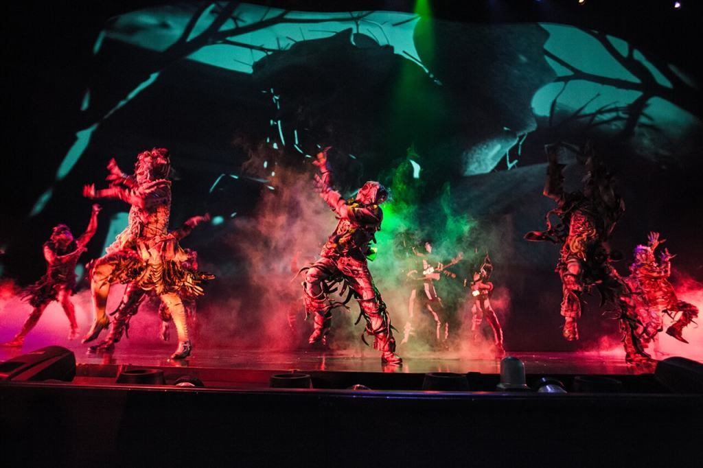 Espetáculo Michael Jackson Las Vegas