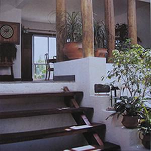 Estilo mexicano  Decoracion de casas