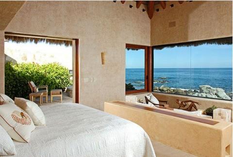 Increibles habitaciones con vista al mar