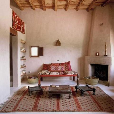 Casas el estilo rustico o campestre enamora