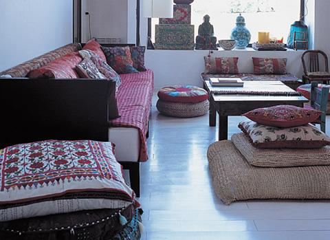 Cojines para renovar tu sala