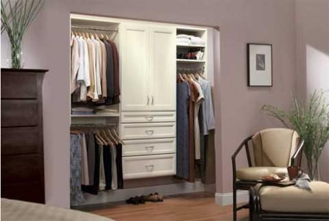 Ideas para organizar o disear tu closet y vestidor