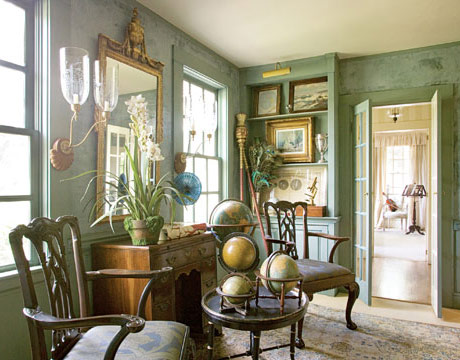 15 propuestas de salas llenas de vida y color